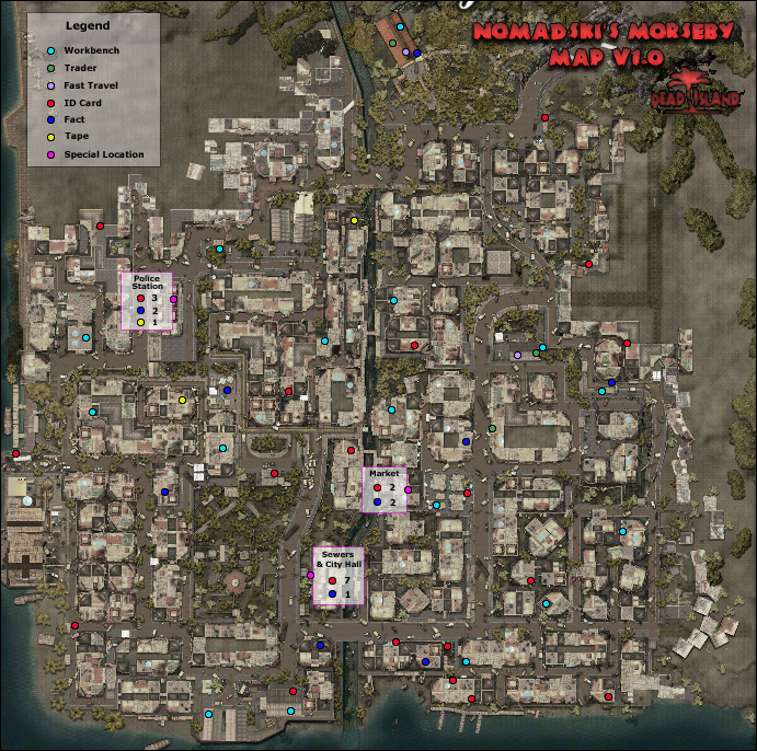 MORESBY! (Dead Island) Minecraft Project on