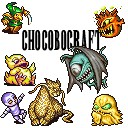 ChocoboCraft Minecraft Texture Pack