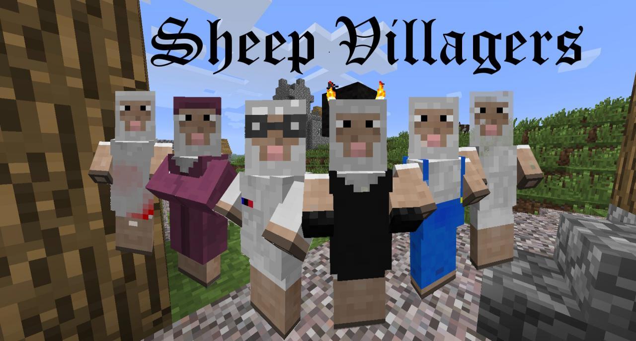 Minecraft Villager Skin Pack Www Topsimages Com
