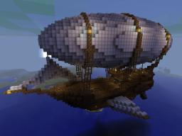 Skygalleon Minecraft Map & Project