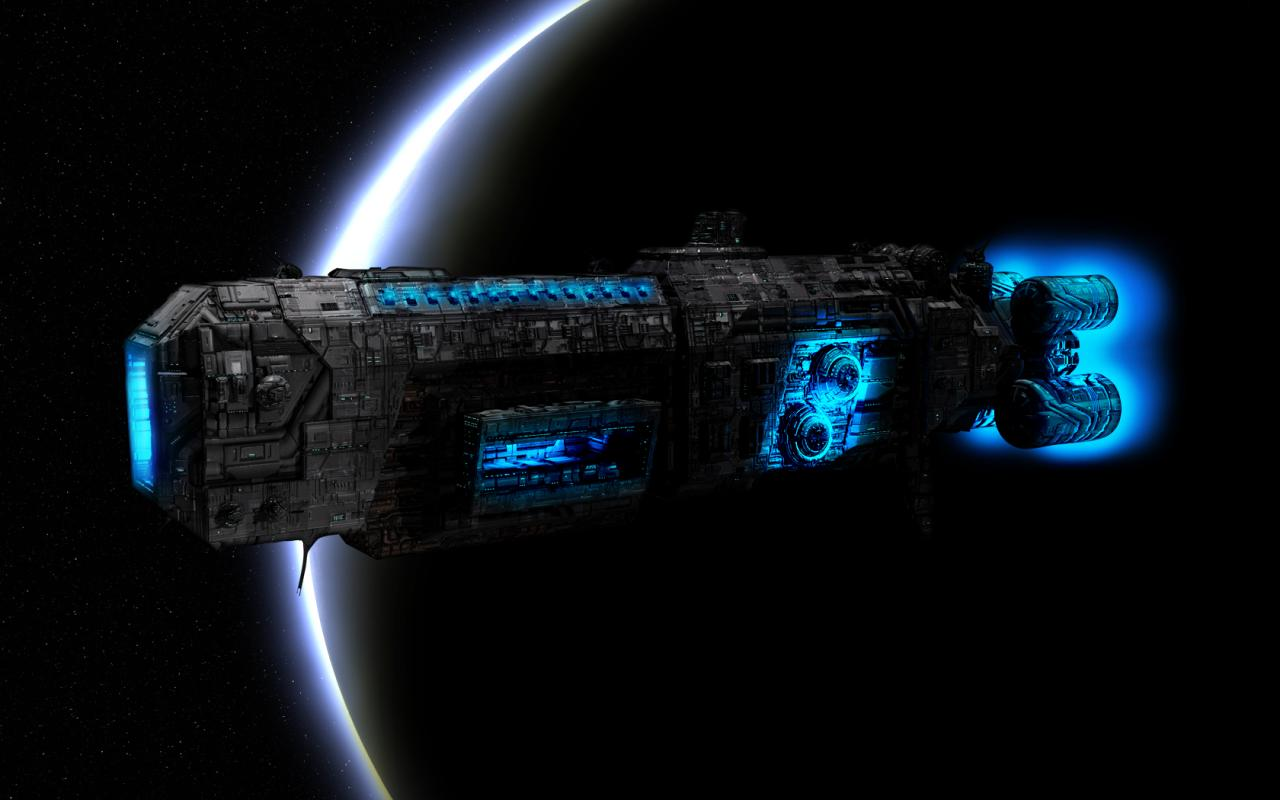 Science Project- Intergalactic Spaceship Minecraft Project