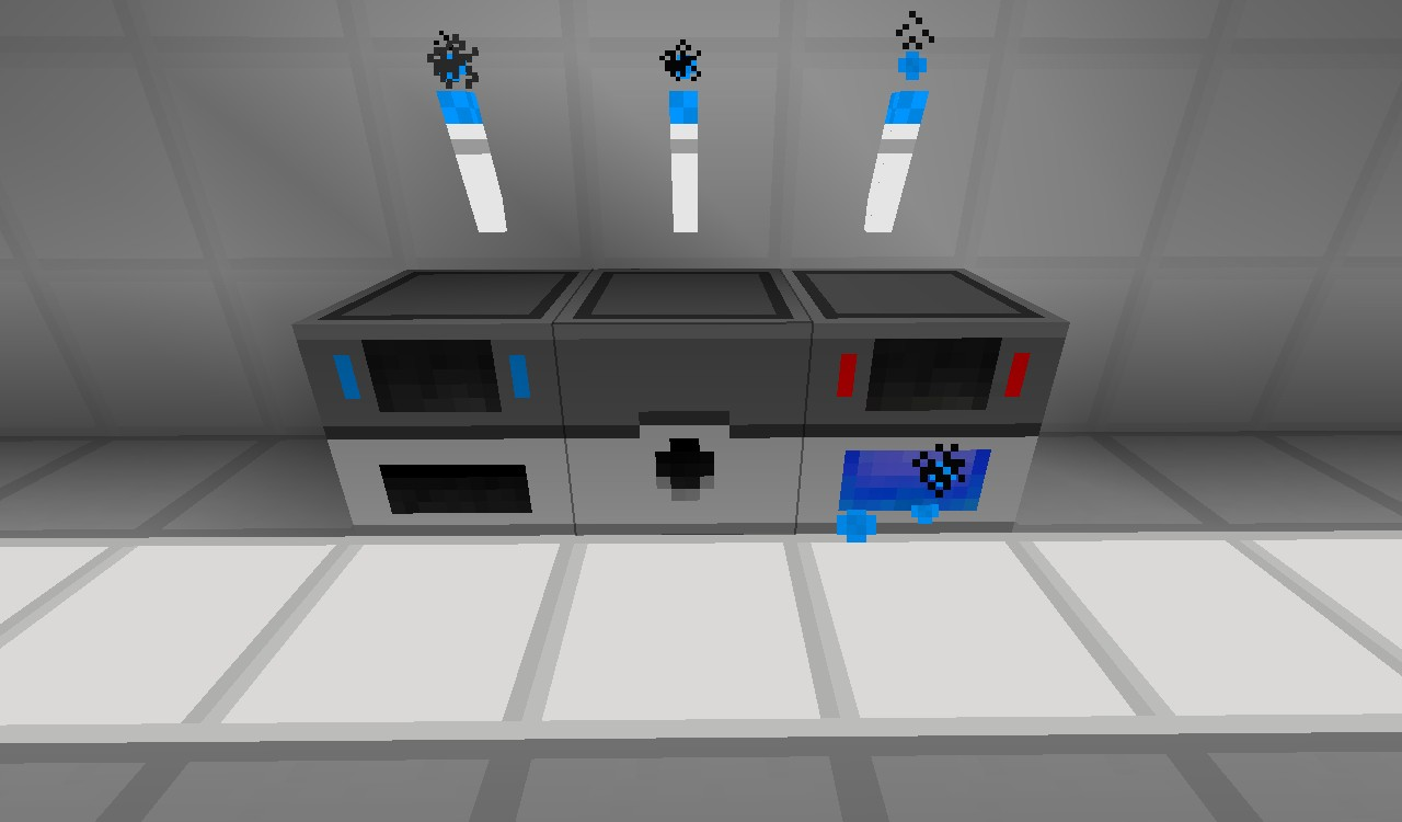 Ovens, torches and dispensers!