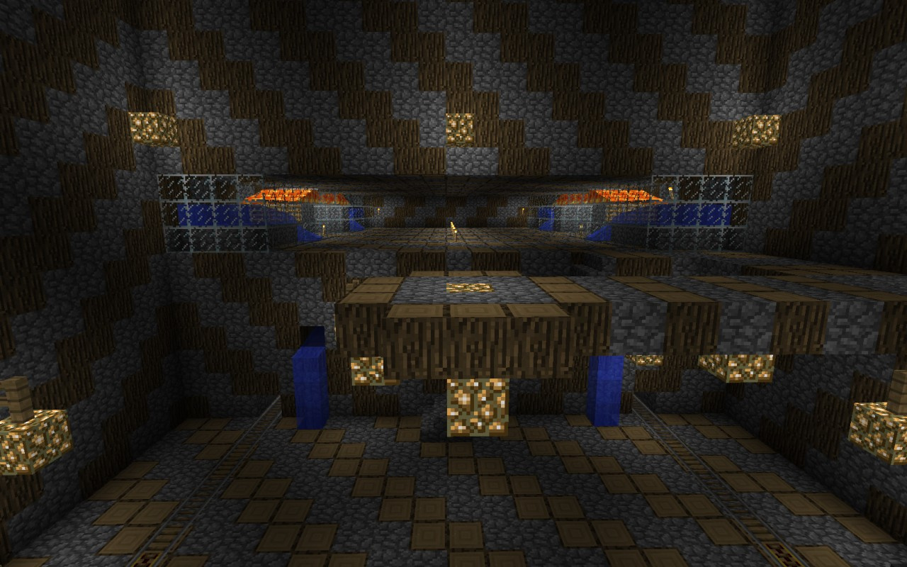 Mob Grinder Minecraft Project