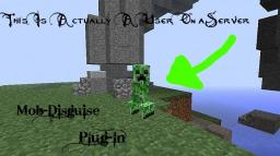 Mob Disguise Plug-In-Stories- Minecraft Blog Post