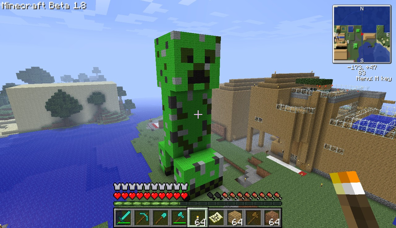 Images Of Dog Houses In Minecraft
