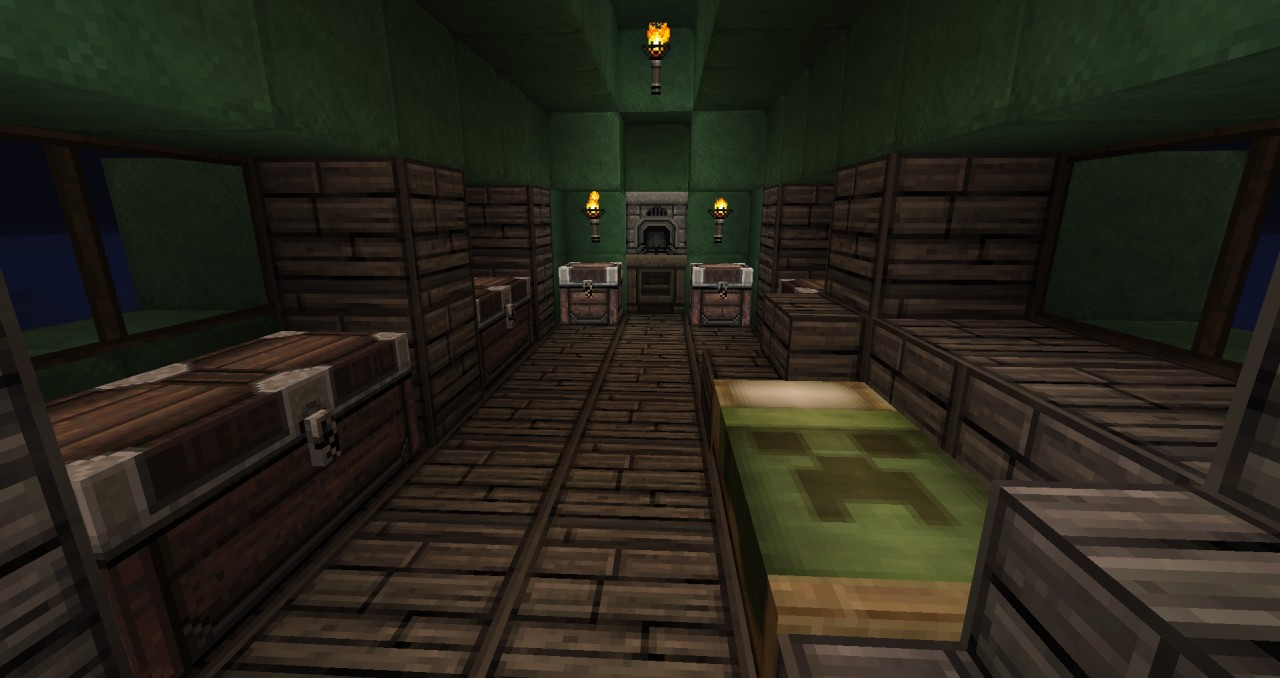 how to build a shelter in minecraft