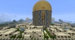 Palais oriental Minecraft Map & Project