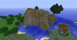 Great Floating Islands Seed Minecraft Map & Project