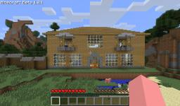 Manor in the countryside Minecraft Map & Project