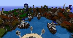 Sypherian Village Minecraft Map & Project