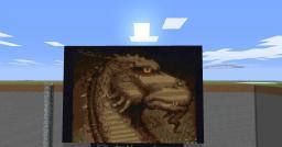 Eragon:Glaedr the Dragon Minecraft Map & Project