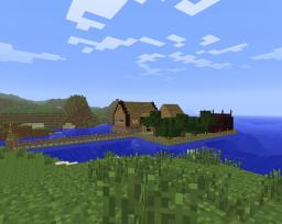The Vilage Minecraft Map & Project