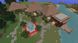 Little village Minecraft Map & Project