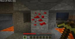 Redstone Drops Diamond :)