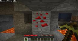 Redstone Drops Diamond :) Minecraft
