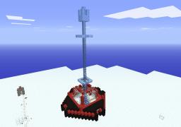 Deep Space Cannon Minecraft Project