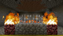 Mini Spleef Areana Minecraft Map & Project