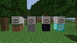 [1.2.3] - Long Range Monster Killer! 2 skins! Minecraft