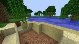 [1.8.1] - Sand Castles - wet sand Minecraft Mod