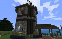 Basic Tower Minecraft Map & Project