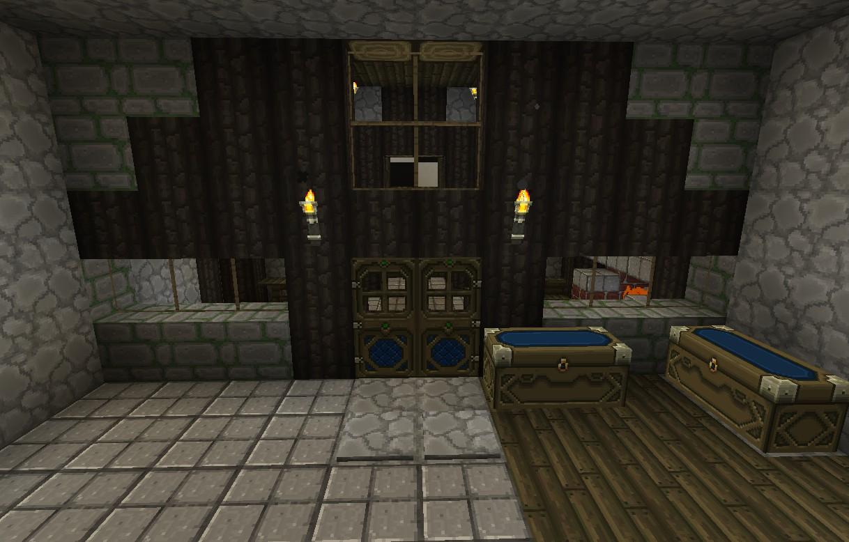 My Ravine House Smart Minecraft Project