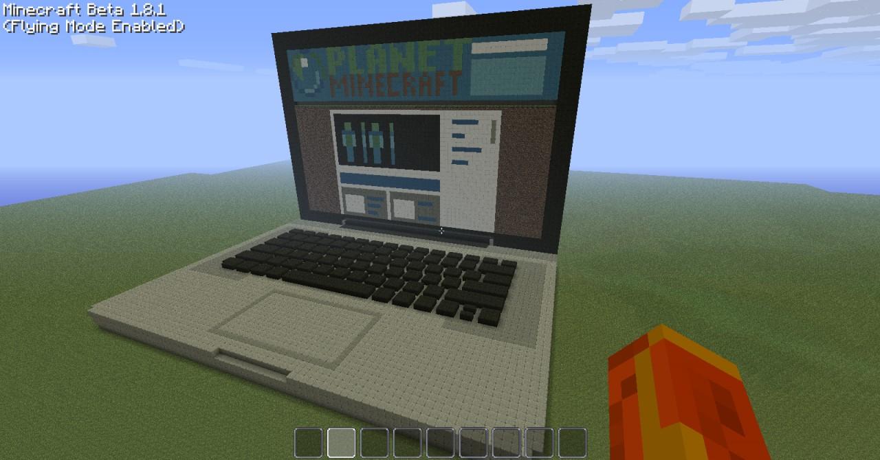 Minecraft macbook air 13 - 9