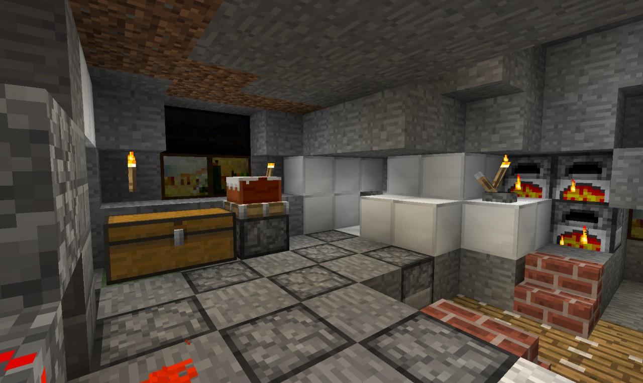 Mob Bunker zombie Apocolypse V 1 Minecraft Project