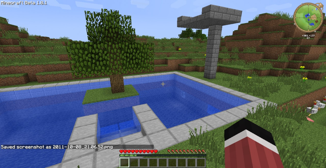 1 8 Epic Minecraft Home Minecraft Project