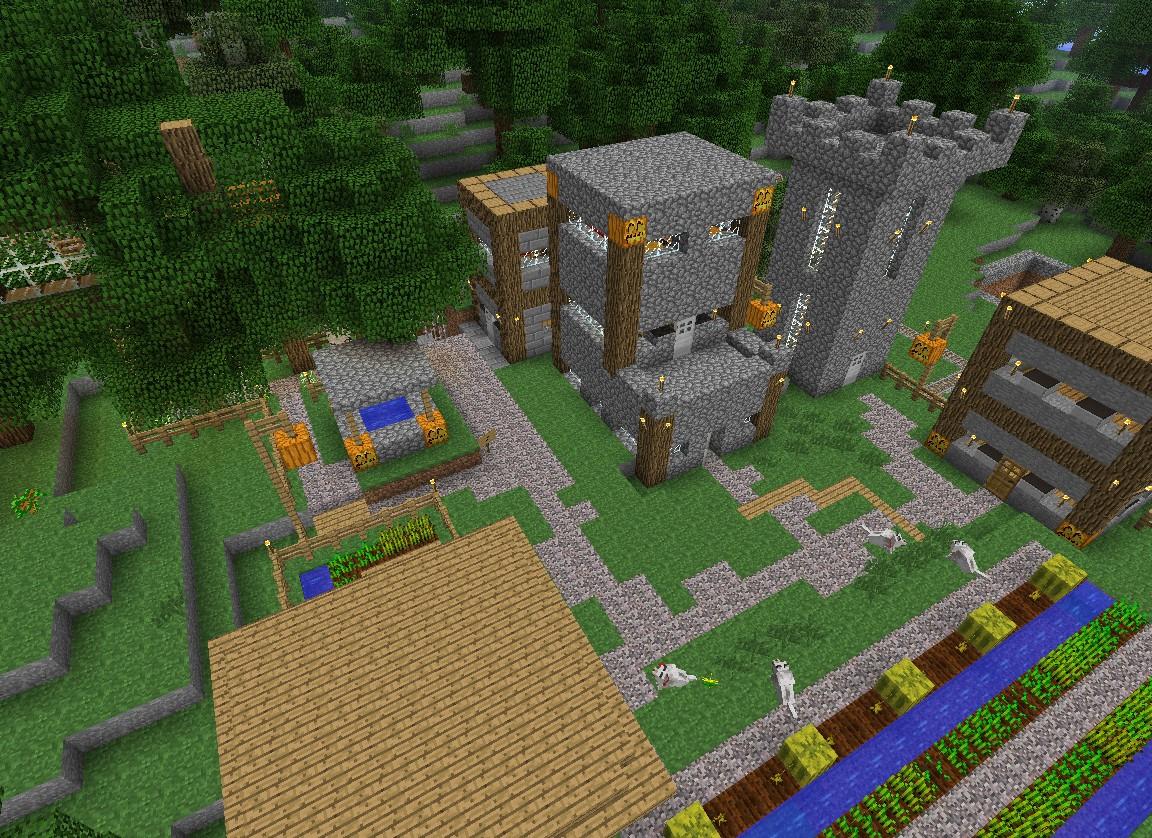Danielocity's Village