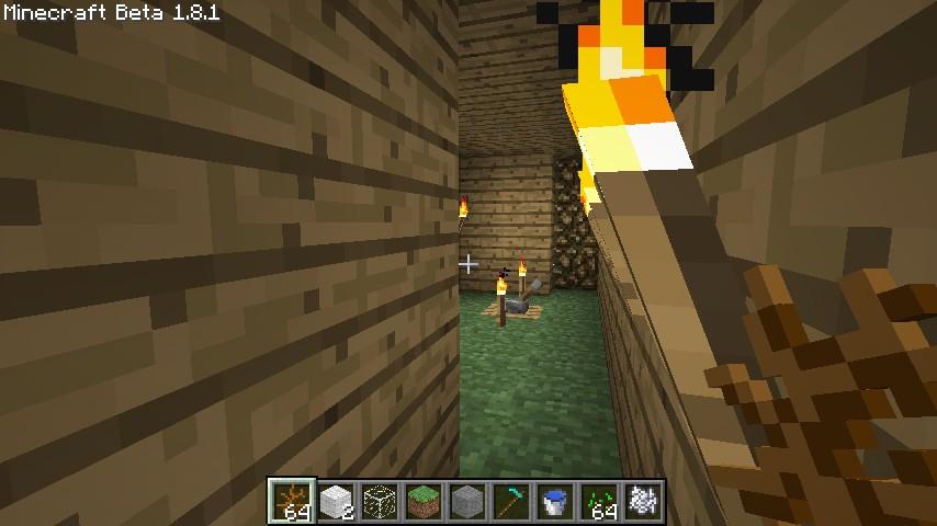 how to build a mushroom farm in minecraft