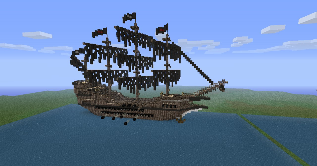 Related to Minecraft   PIRATES   Undead Pirates  Kegs  Ships  amp  MorePirate Ship Minecraft Design