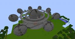 The Base of the Future Minecraft Map & Project