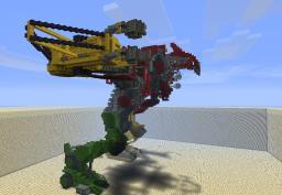TRANSFORMERS DEVASTATOR Minecraft