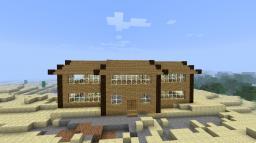 Carton Manor Minecraft Map & Project