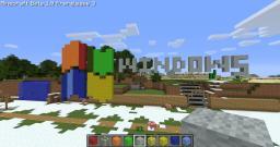 Windows Minecraft Map & Project
