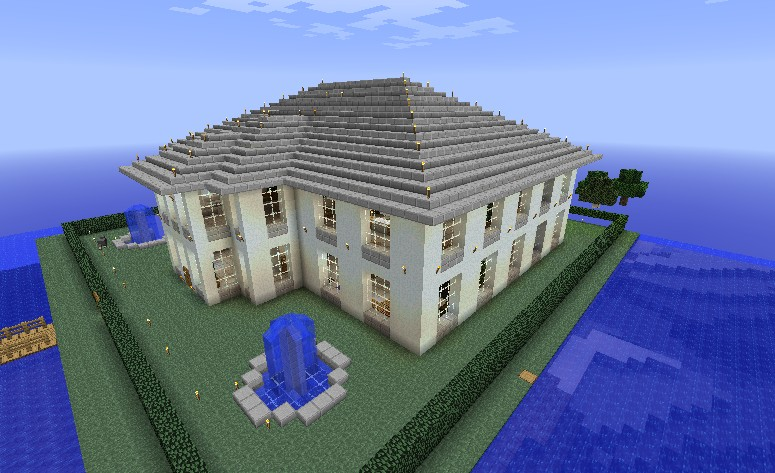 Modern House Download Minecraft Project - Minecraft moderne hauser bilder