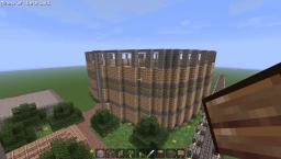 Willow Hold Medieval - Fantasy Town Minecraft Project
