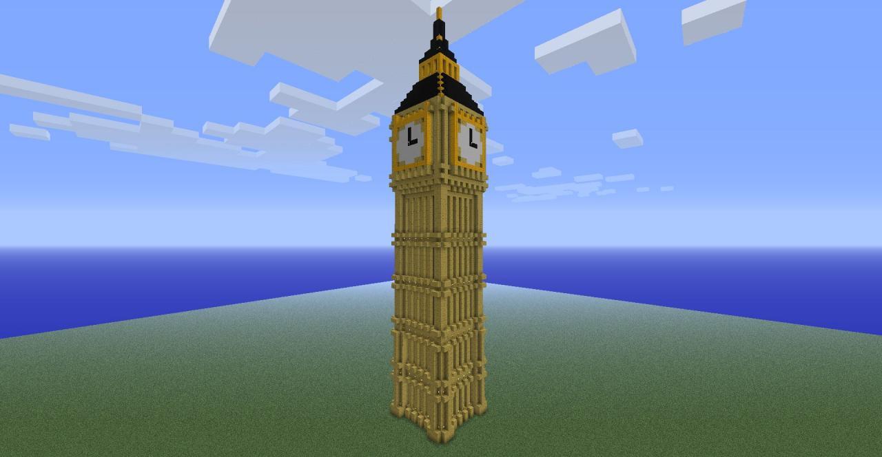 Big Ben Craft Ideas