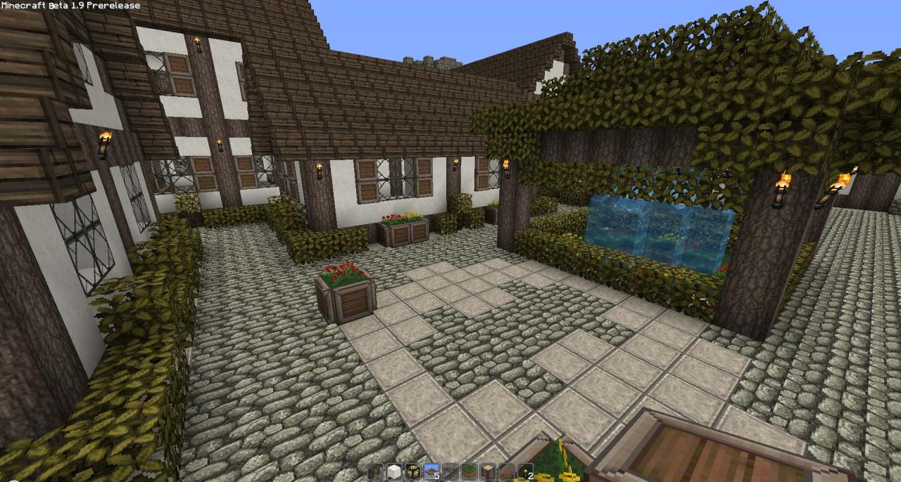 Minecraft Medieval Town Ideas - voitures-americaines info