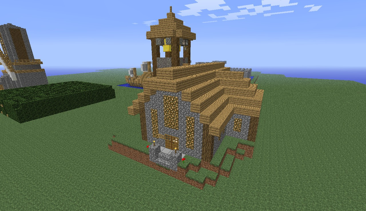 Good House Designs For Minecraft