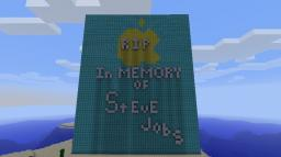 Steve, may you rest in peace... Minecraft Map & Project