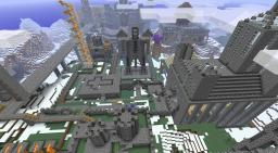 Bigz's Domain Minecraft Map & Project