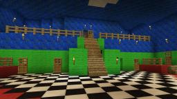 Super Minecraft 64 - Peach's Castle built in Minecraft Minecraft Project