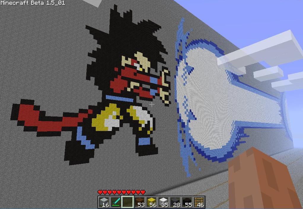 Minecraft Dragon Ball Super Server (No Mods) - video ...