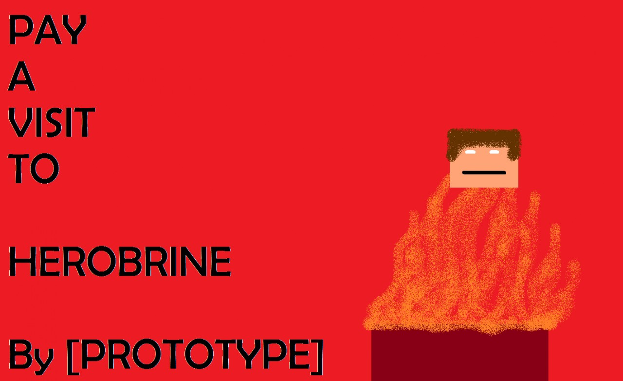 How to attract herobrine on minecraft xbox 360 edition