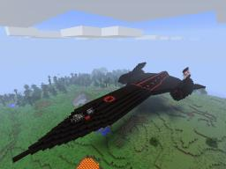 "SR-71 ""Blackbird"" Minecraft Map & Project"