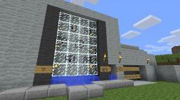 Vending Machine Minecraft Map & Project