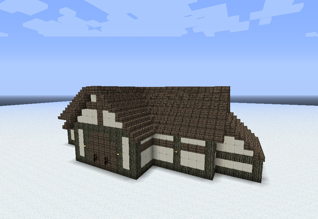 Minecraft House Designs Blueprints, Modern Home Design And Decorating ...