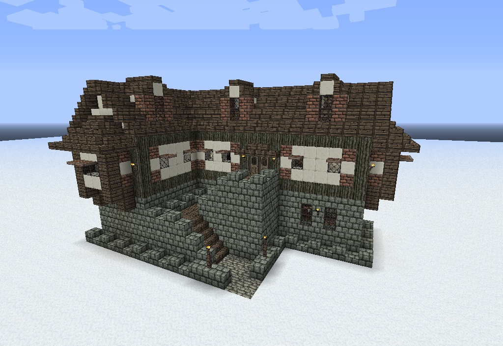 Medieval Building Pack Minecraft Map