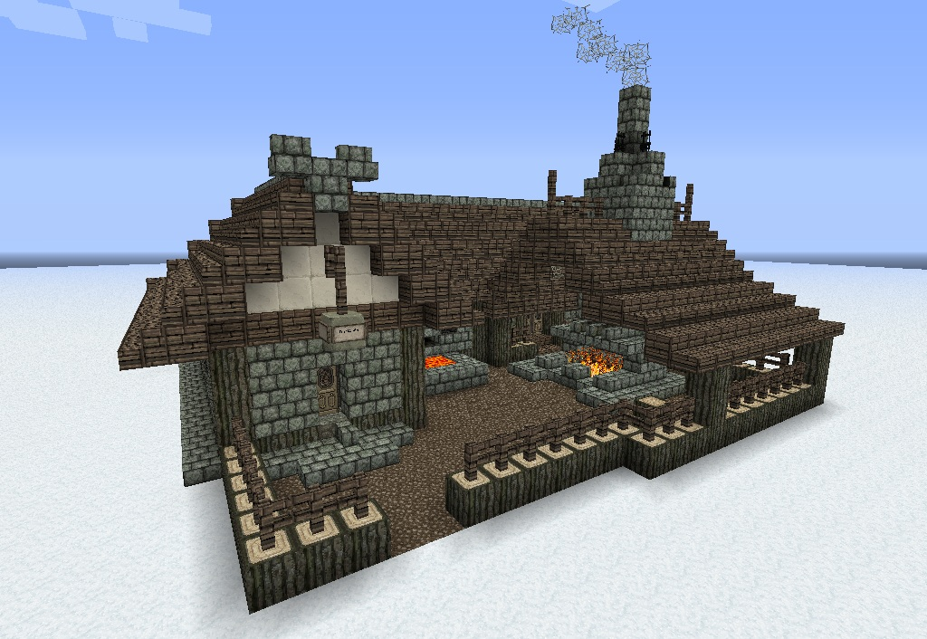Medieval building pack schems and world dl minecraft project - Construcciones coolbuild ...